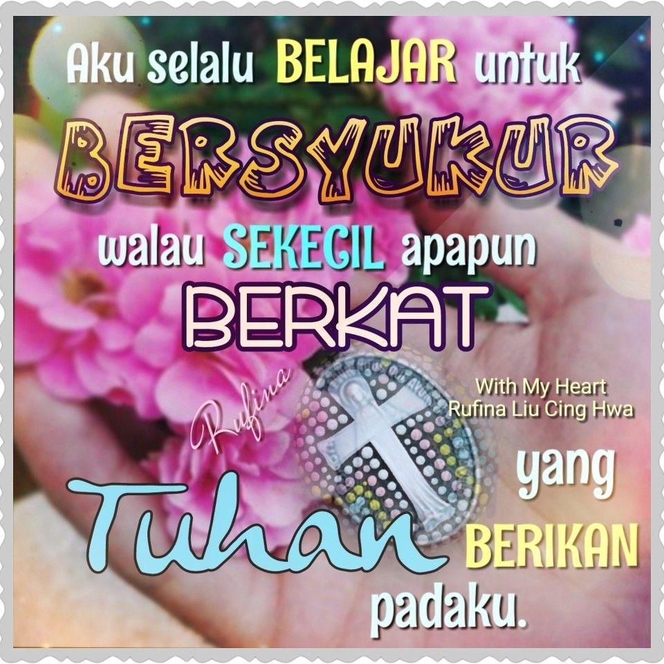 Pin Di Blessing Word