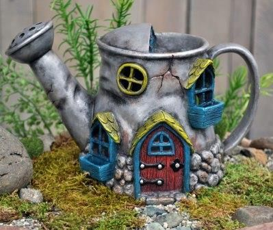 17 Best 1000 images about Fairy Garden Houses Cottages on Pinterest