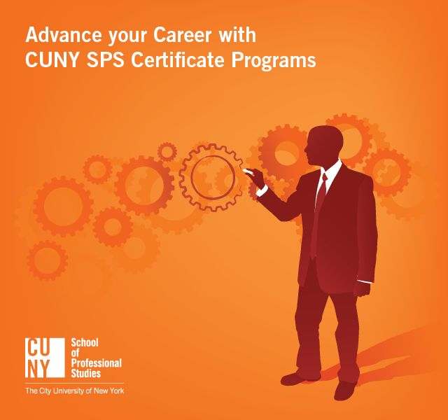 Advance Your Career With Cuny Sps Certificate Programs Httpsps