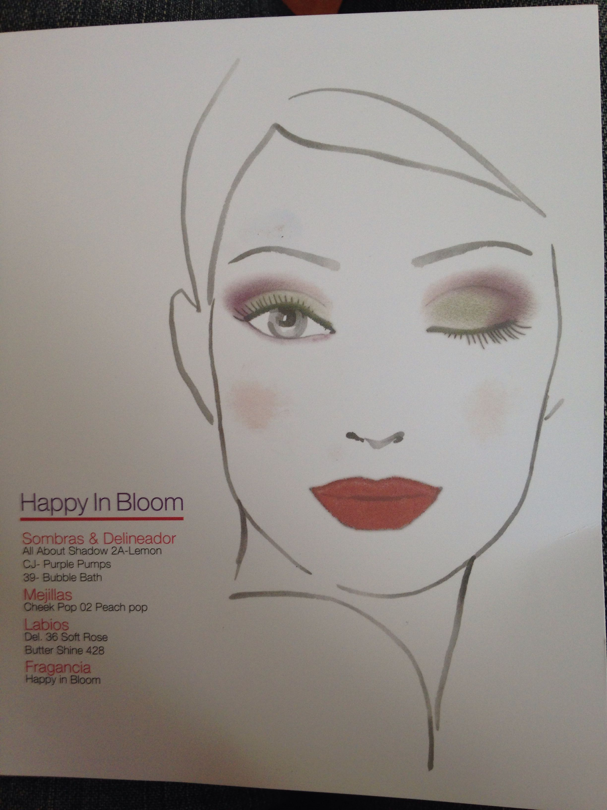 Happy in Bloom