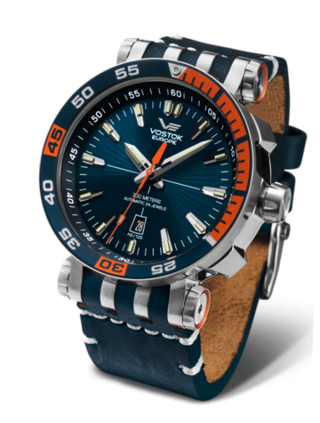 Enter to win a Vostok Europe Energia 2 Watch! #giveaway