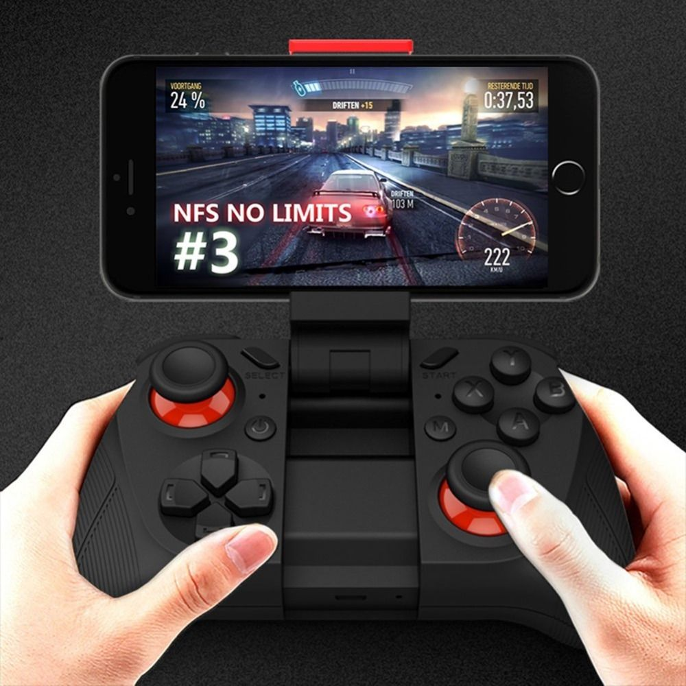 Double rocker Smartphone Game Controller Wireless