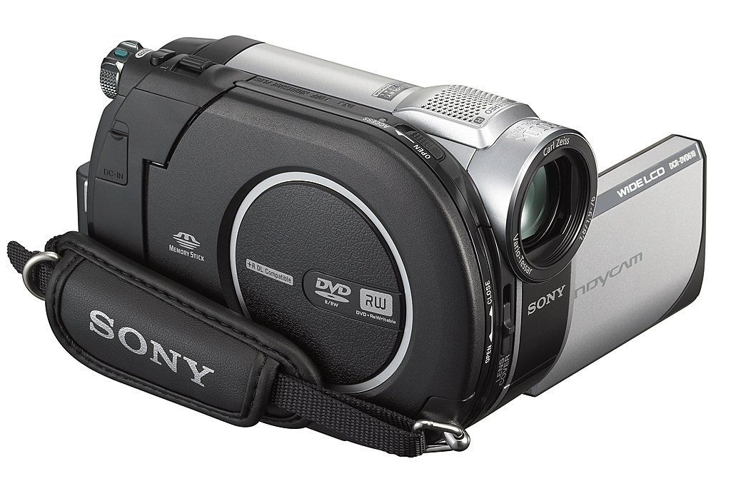 Amazon Com Sony Dcr Dvd610 Dvd Handycam Camcorder With 40x