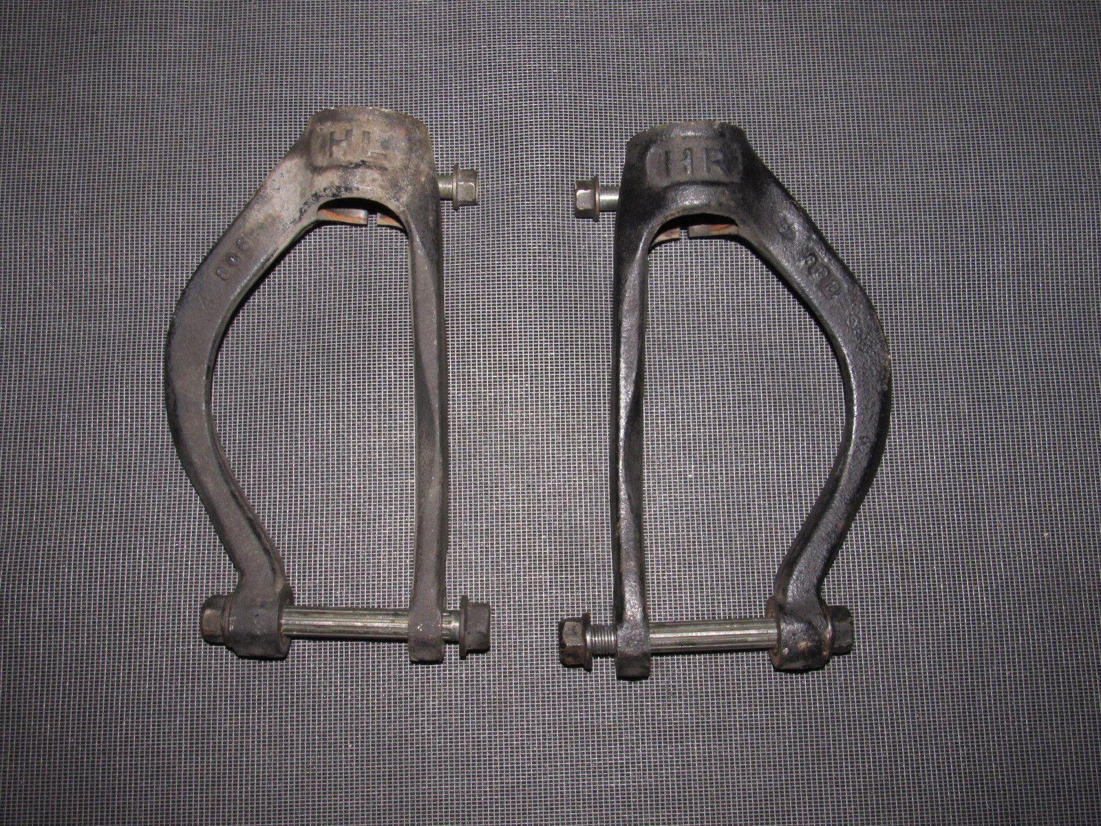 hight resolution of 88 89 honda crx oem suspension strut shock fork front set