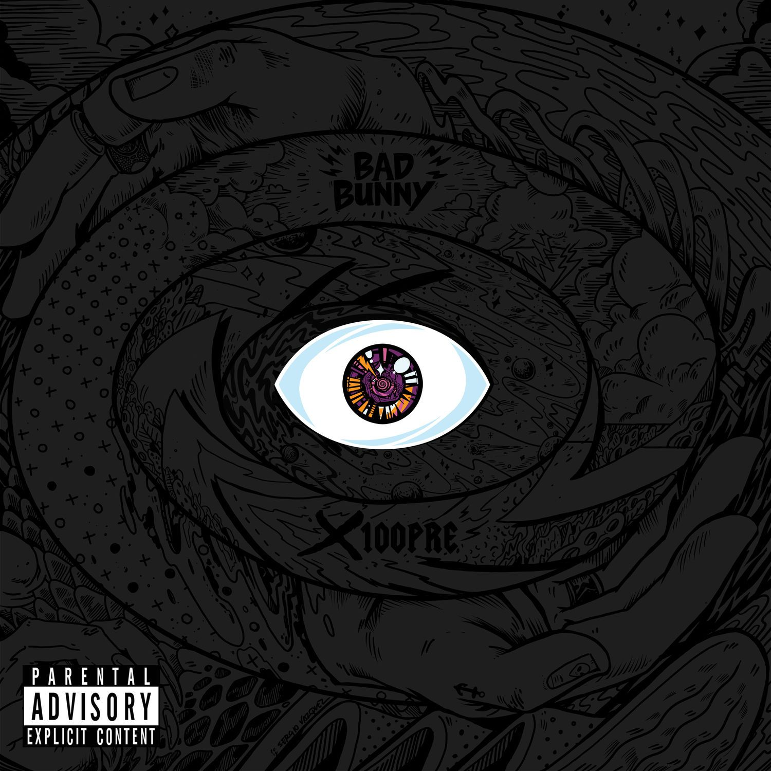 Download Bad Bunny X100pre Lp Album Free Latin Trap