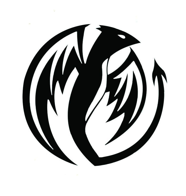 Concept 5 - Simple Dragon | Celtic patterns, Celtic dragon ...
