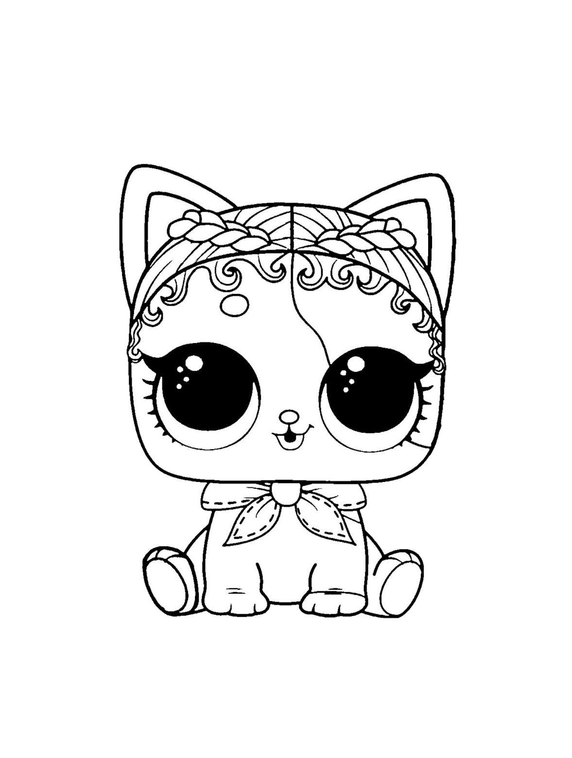 Lol Surprise Pets Coloring Page Desenhos Para Colorir Imprimir Desenhos Para Colorir Desenhos Fofos Tumblr