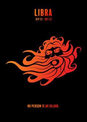 Zodiac Sign by Gab Fernando   metal posters - Displate   Displate thumbnail