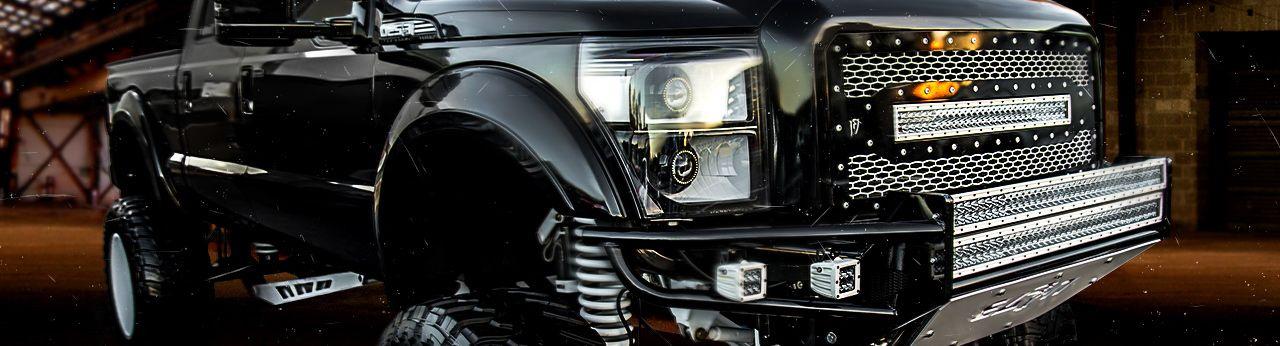 Ford F  Accessories Parts At Carid Com