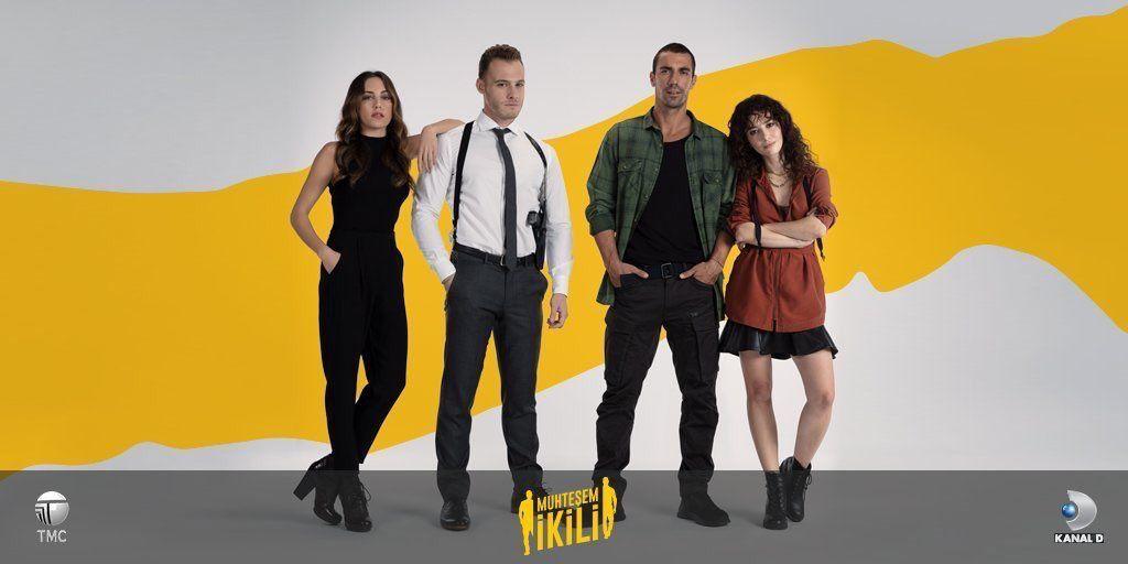 مسلسل الثنائي العظيم - الحلقة 12 الثانية عشر مترجمة للعربية HD