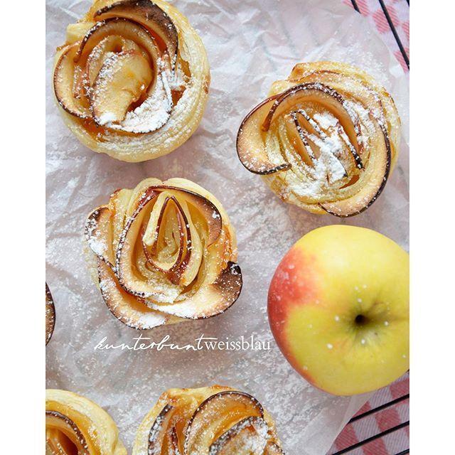 Apfelrosen-mein Favorit unter den Schnellsten Kuchen  Was ich sonst noch für @galileo gebacken habe, seht ihr heute Abend ab 19:05 Uhr  #kunterbuntweissblaugoesgalileo #apfelrosen #blätterteig #Galileo #prosieben  #apfel #baking #foodblogger #receipt #apfelrosenblätterteig Apfelrosen-mein Favorit unter den Schnellsten Kuchen  Was ich sonst noch für @galileo gebacken habe, seht ihr heute Abend ab 19:05 Uhr  #kunterbuntweissblaugoesgalileo #apfelrosen #blätterteig #Galileo #prosieben  #apfe #apfelrosenblätterteig