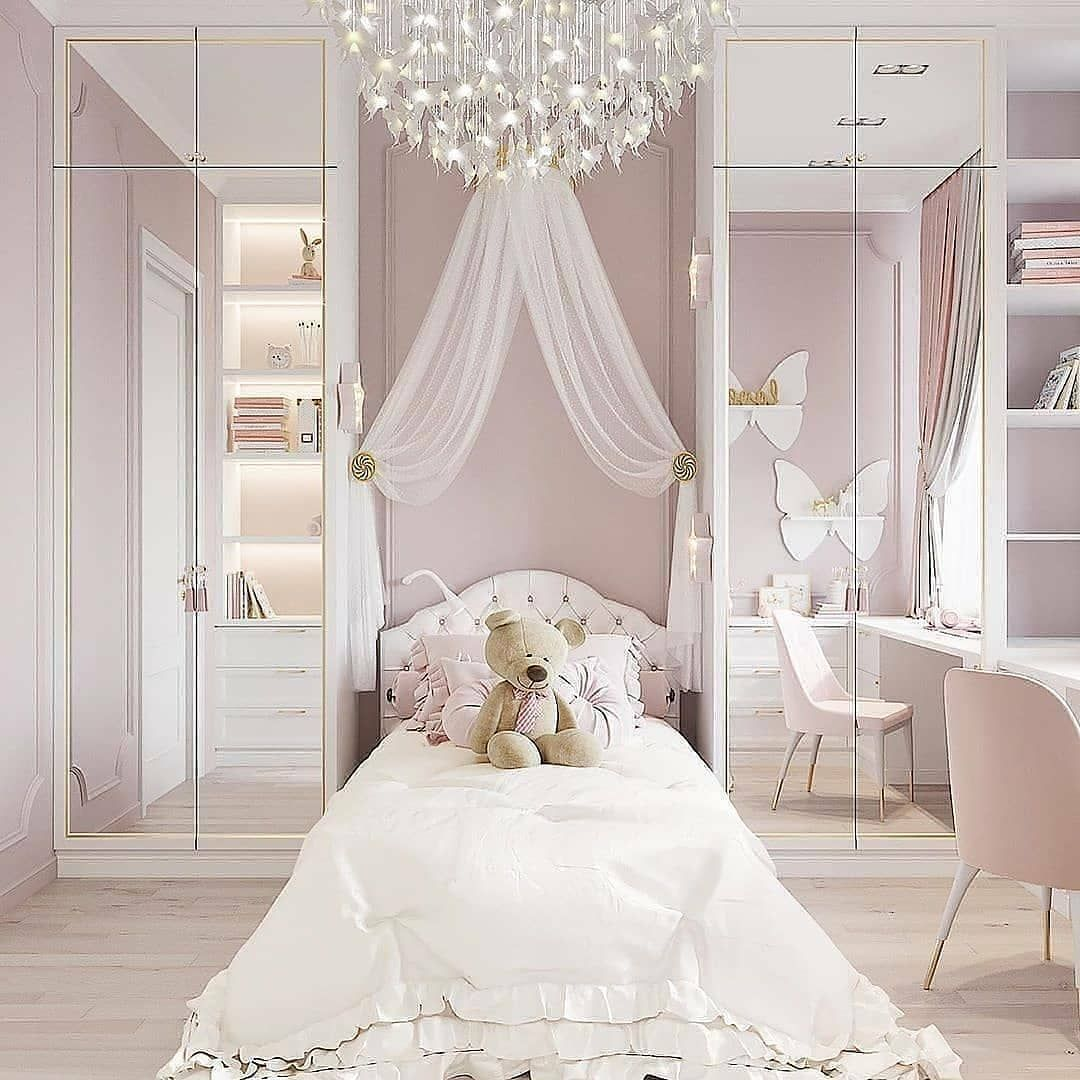 Photo of Princess Bedroom Decor Ideas