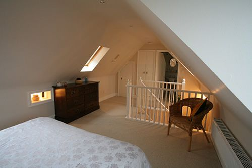 Small Space Bedroom Interior Design Ideas   Entrance To Tower/attic Room