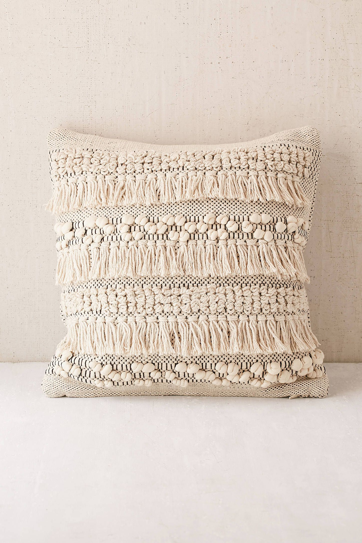 throw dot pin is pillow hand woven accessories shop with pillows grey light s wool blu collection pinterest online gam from textured a