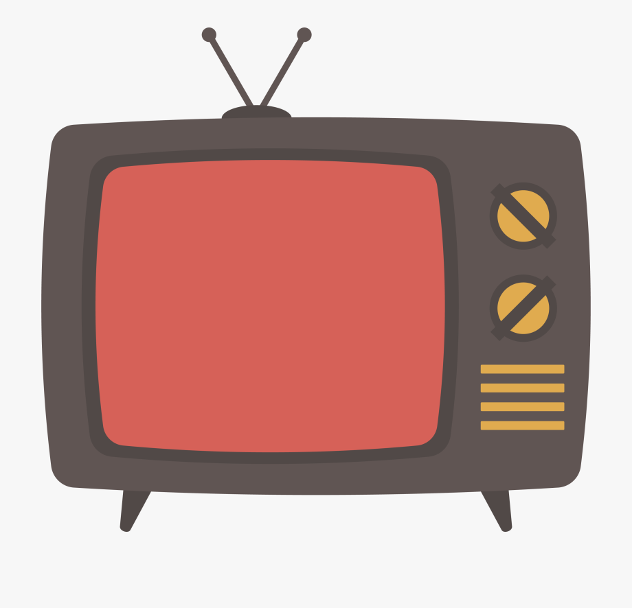 Png Tv Cartoon Cartoon Tv Cartoon Black And White Cartoon