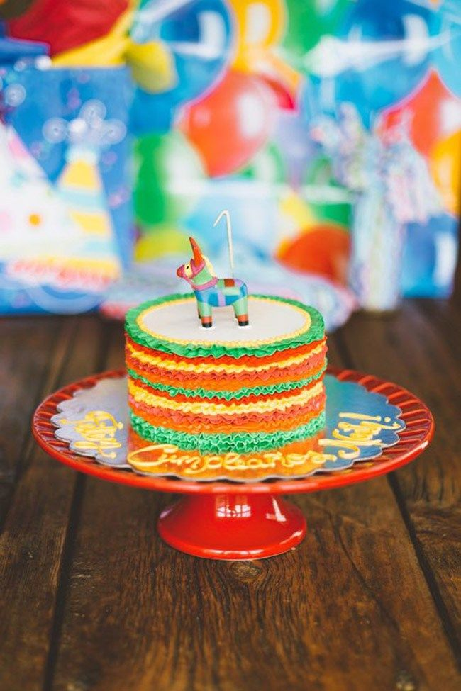 10 Of The Most Lovely Fiesta Cakes Fiesta Cinco De Mayo
