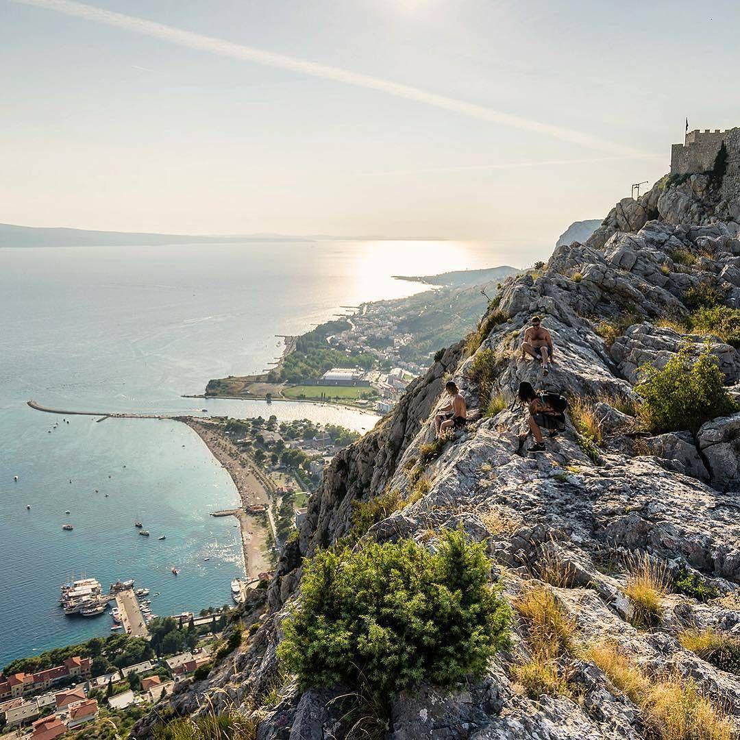 Omis. Croatia. Europe.
