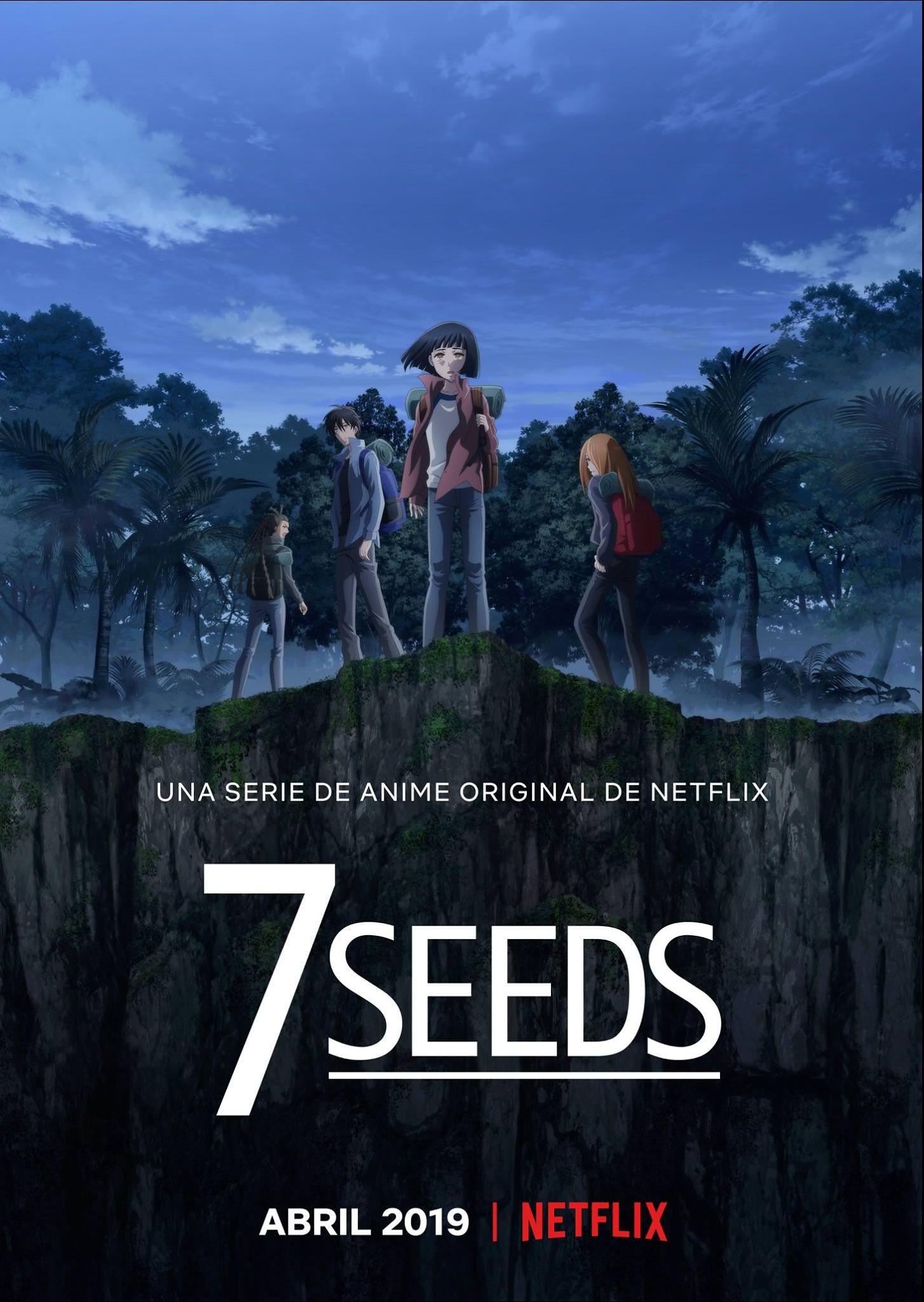 7 SEEDS NETFLIX anuncia sus animes para el 2019