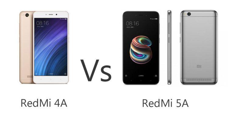 RedMi 4A Vs RedMi 5A Comparison | Tech updates, Detail, Gadgets