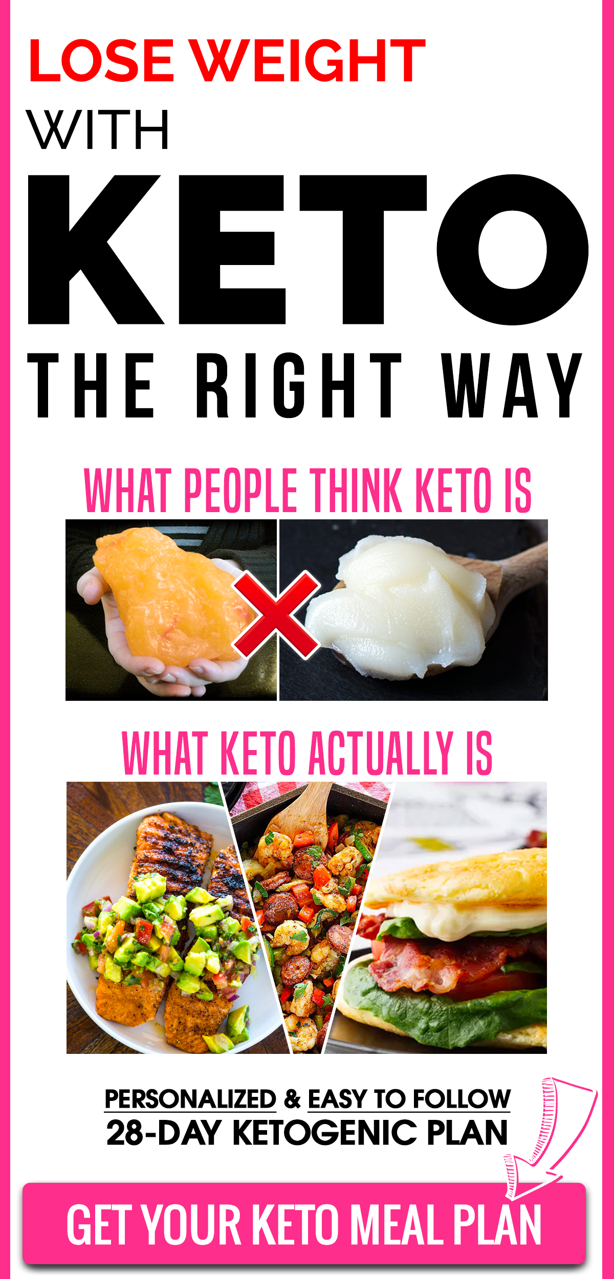Most People Do Keto Wrong Take This 1 Minute Quiz For A Flexible Plan For Your Goals Ketogenic Diet Meal Plan Keto Meal Plan Meals