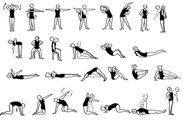 помочь Вам? какие упражнения делать при остеохондрозе фраза Замечательно