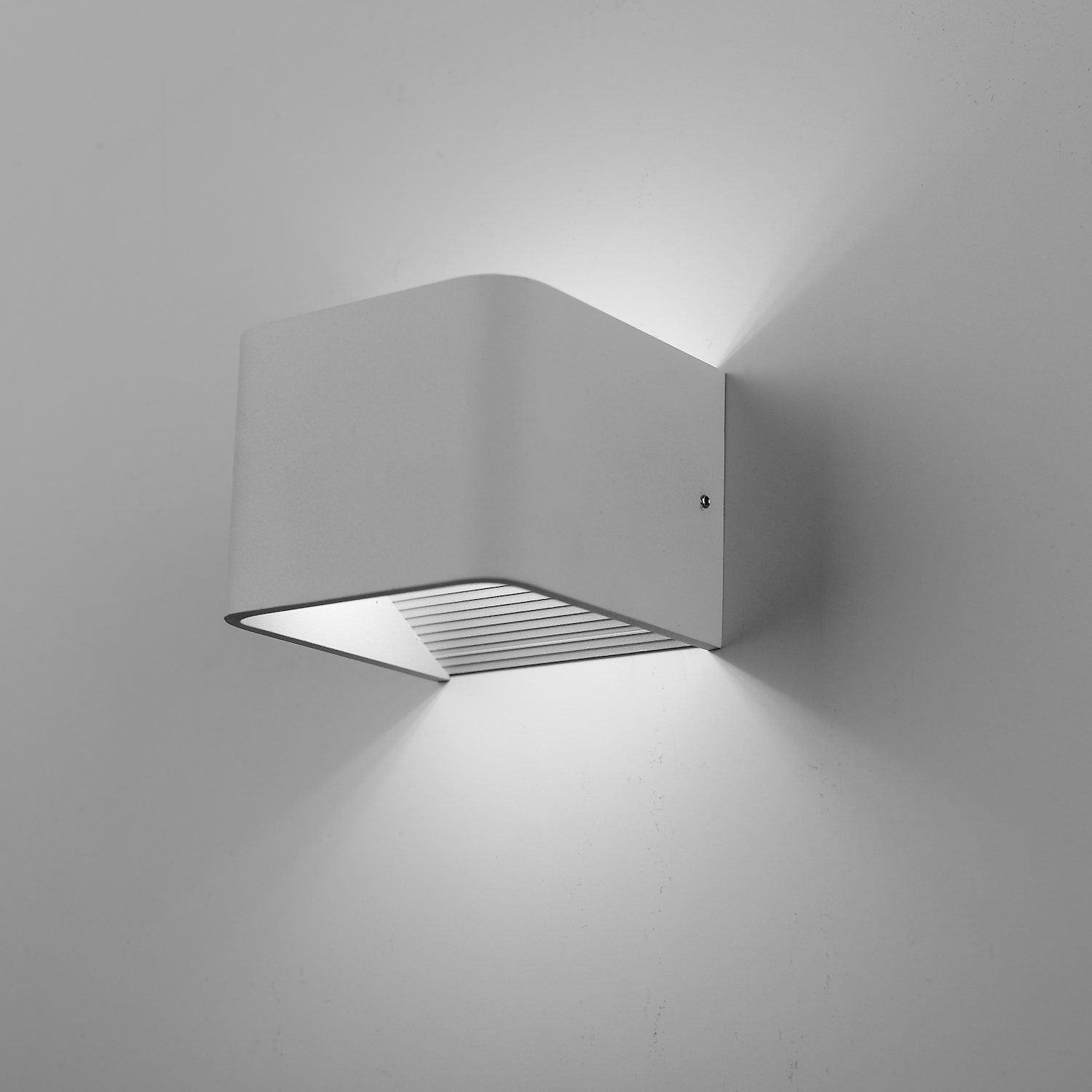Amazon Com Spacecraft Led Wall Sconce Light Modern Minimalist
