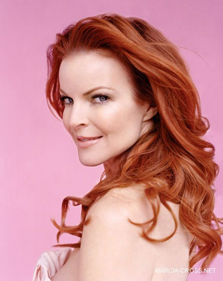 Marcia Crosslove The Red Marcia Cross Pinterest Marcia Cross