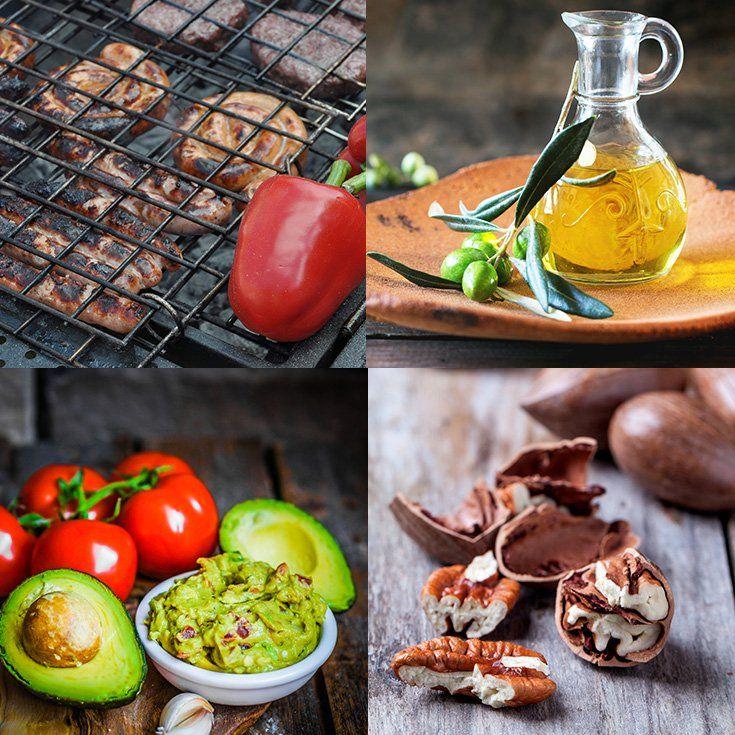 Mejores alimentos para hacer dieta