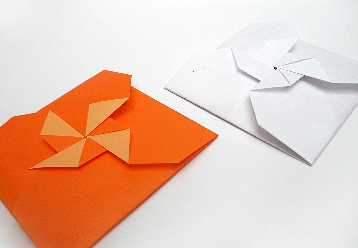 Марта, оригами и открытки