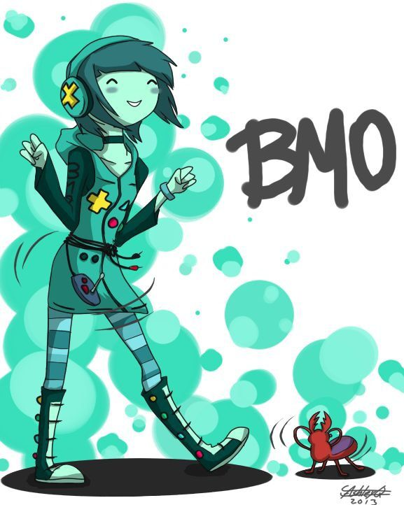 I'm thinking about doing a cosplay similar to this! I love BMO so I'm thinking about doing a GenderSwap/Human version of them. ^_^
