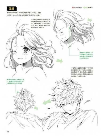 Photo of 32+ ideas hair tutorial anime sketch