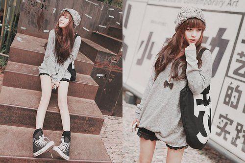 Cute Korean fashion 핼로카지노 md414.com 식보사이트 핼로카지노 md414.com 식보사이트