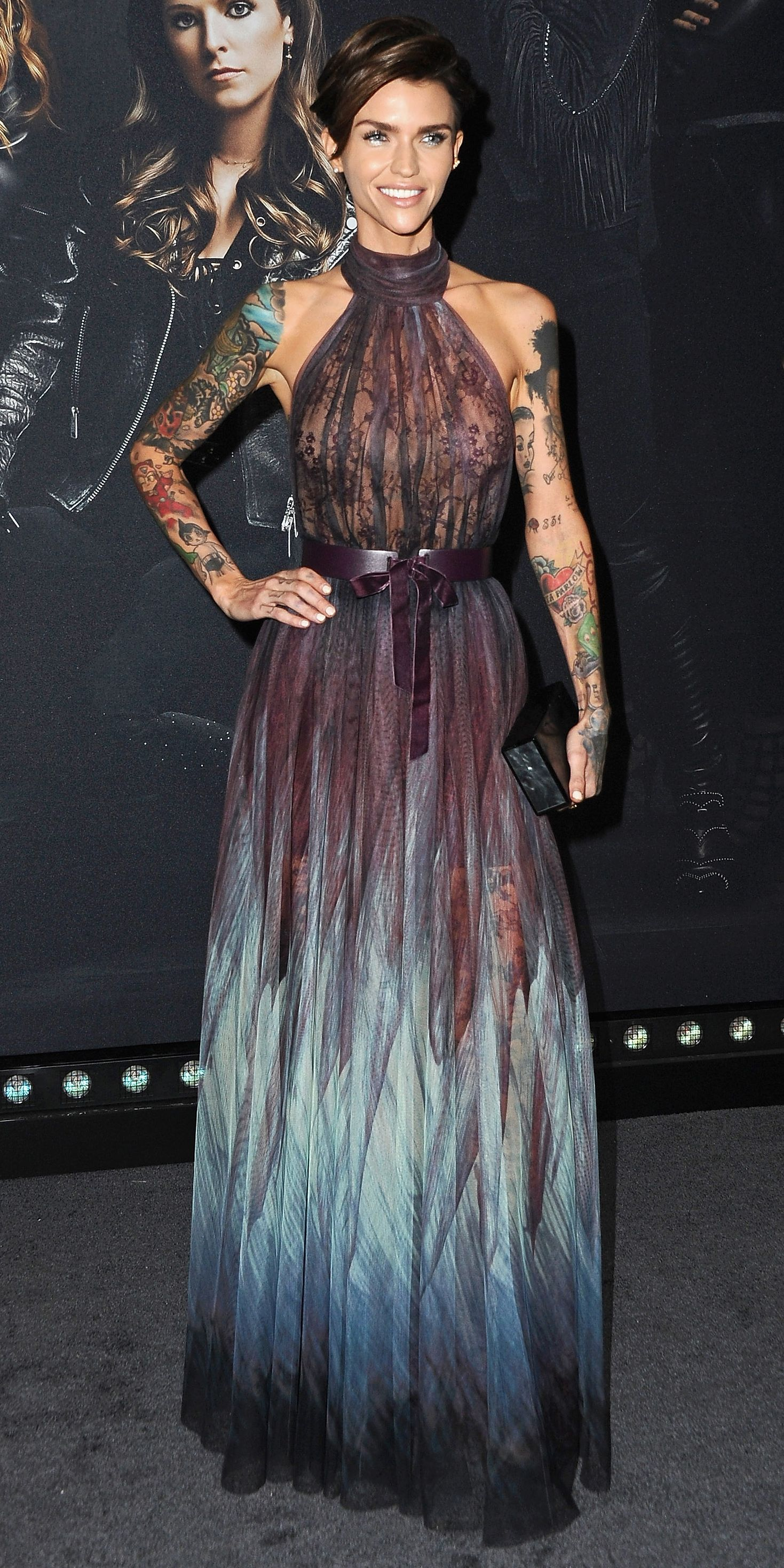 Ruby Rose Style Nice Dresses