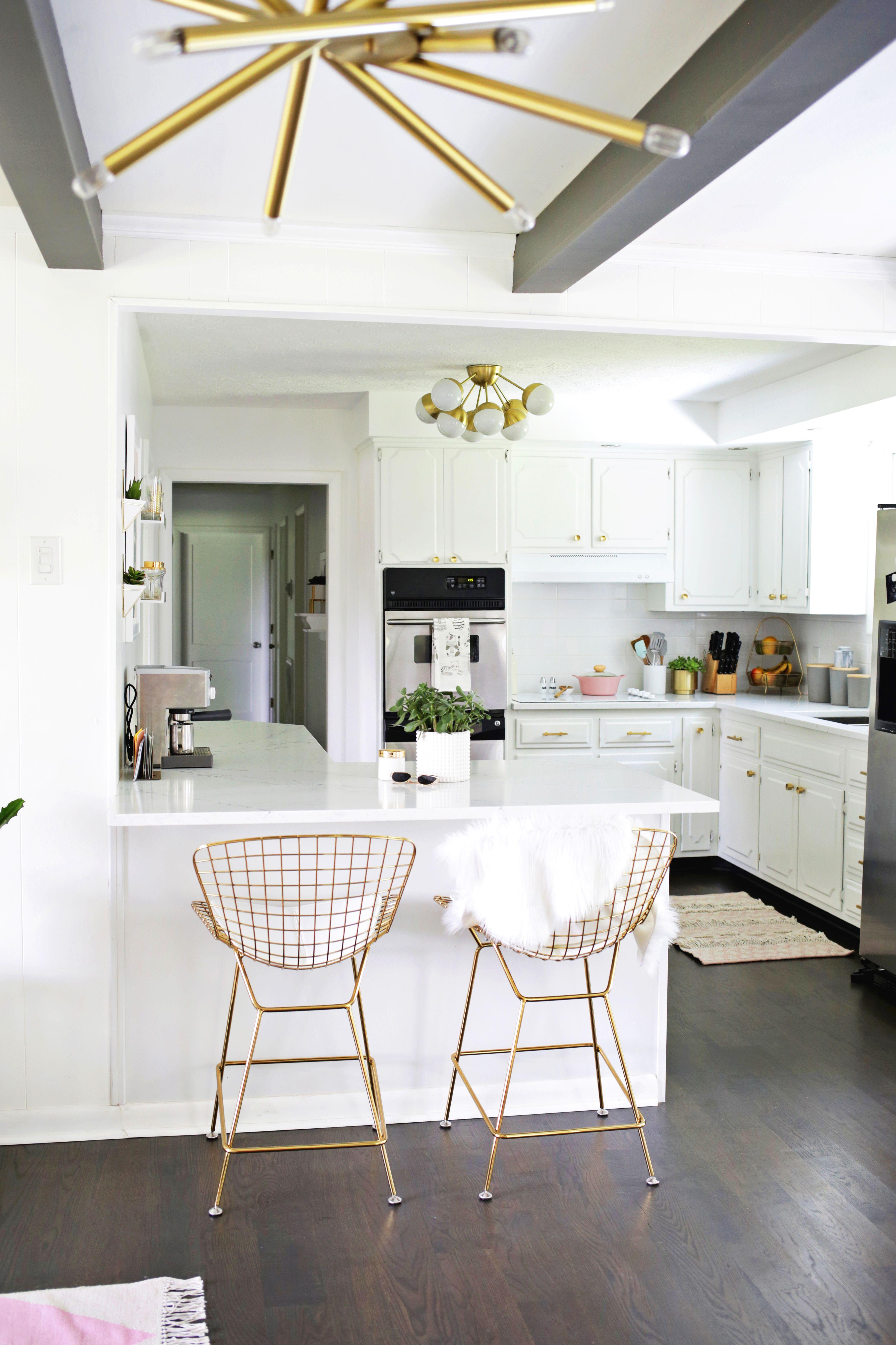 Laura\'s Kitchen Tour (Part 2 | Room Interior Ideas | Pinterest | Küche