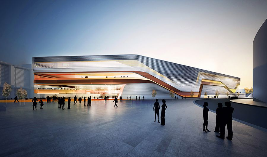 Image Result For The Eastside Mall Unstudio Berlin Arquitectura