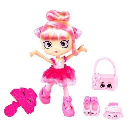 Shopkins Shoppies Doll Pirouetta Shopkins Target And Dolls