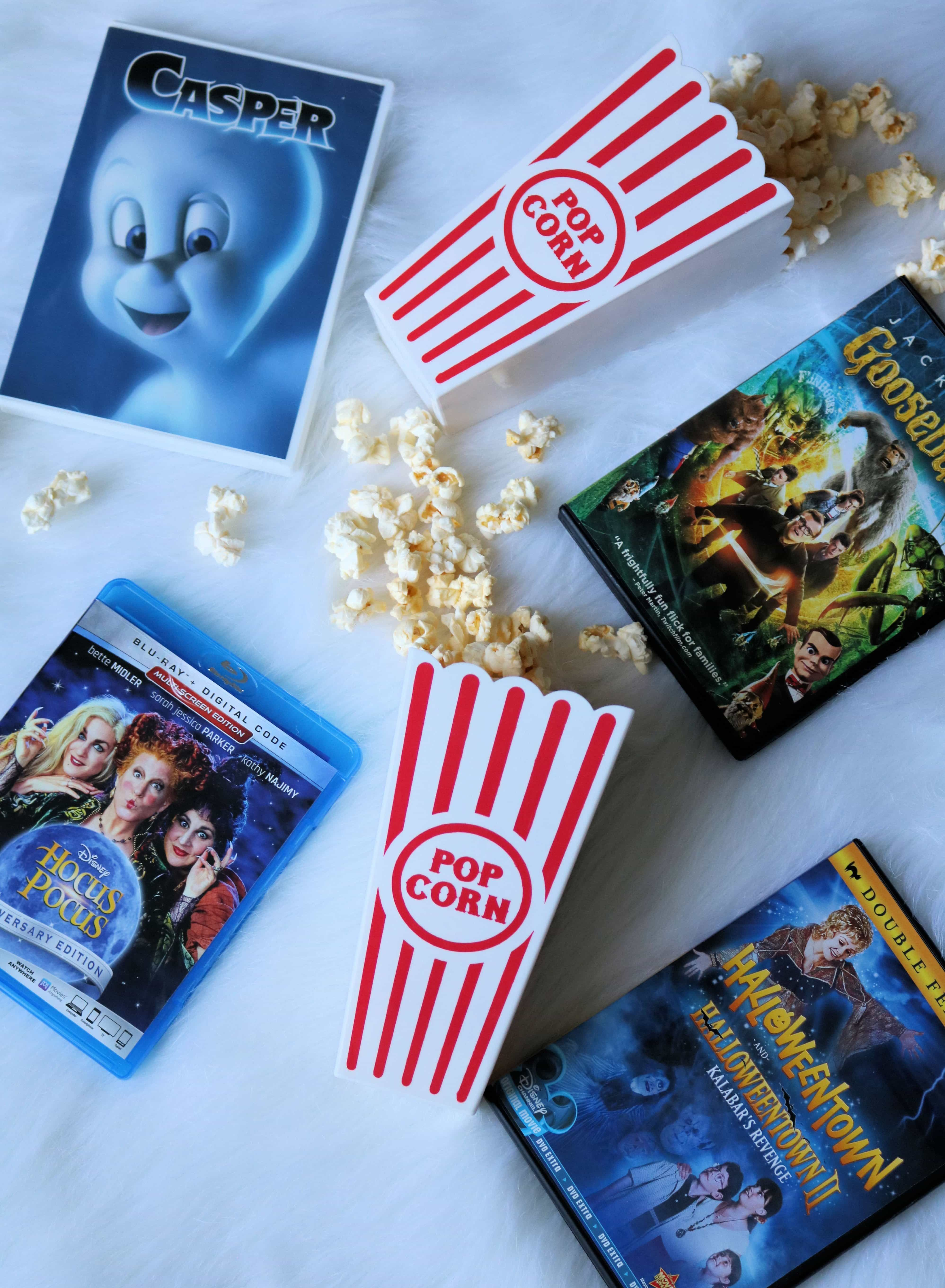 Best halloween movies for kids families not scary