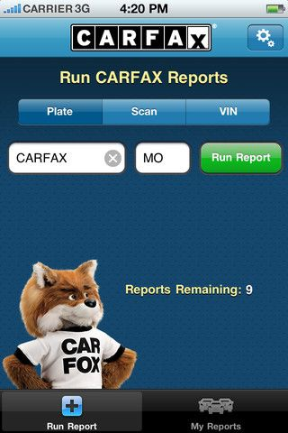 Use Carfax As A Reliable Means Of Checking A Used Car S History