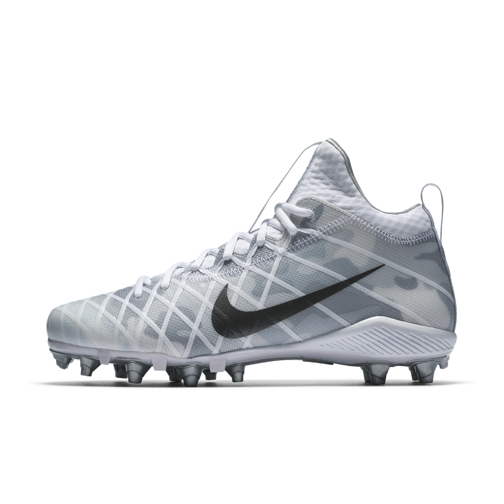 ca36b769bc04 Nike Alpha Field General Elite Camo Men s Football Cleat Size 11.5 (White)  - Clearance Sale