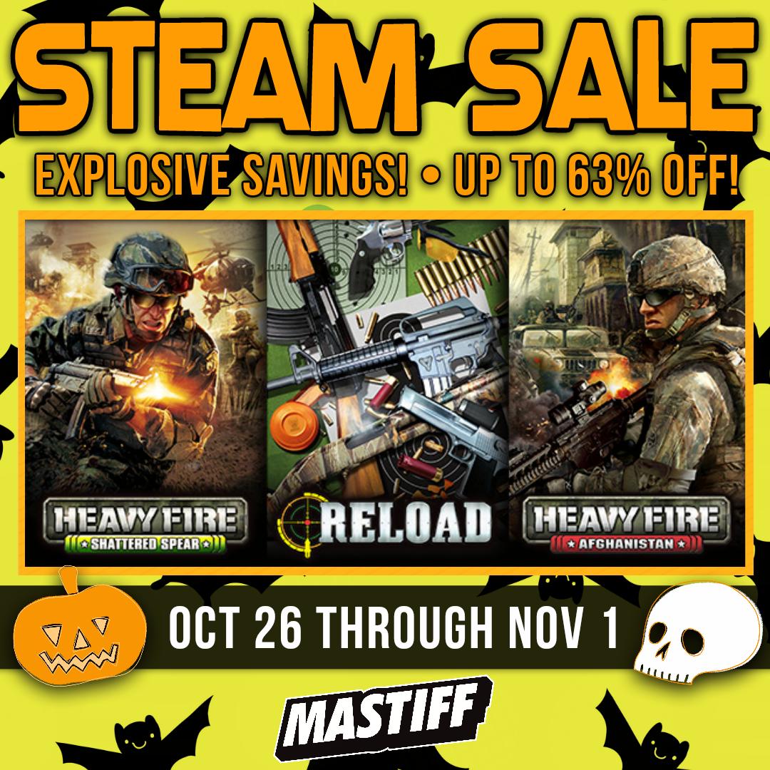 Image by Mastiff on Steam Halloween Sale Steam sale