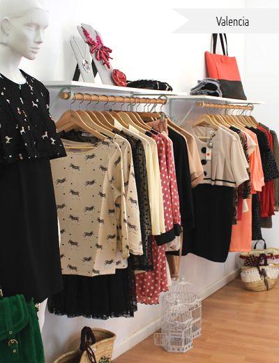 Tiendas cooqui tienda de ropa tiendas de ropa for Diseno de interiores almacenes de ropa