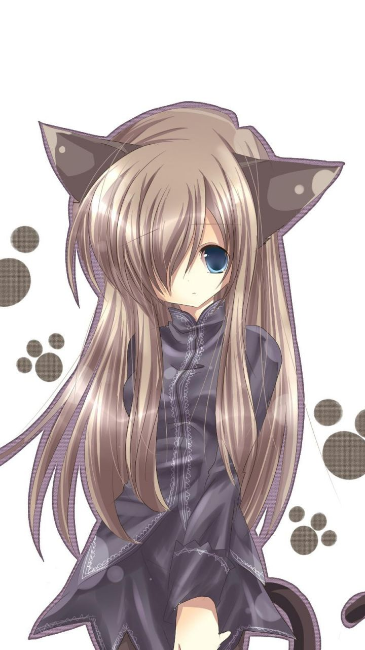 Anime Wallpapers Cute anime wallpaper, Cat girl, Anime