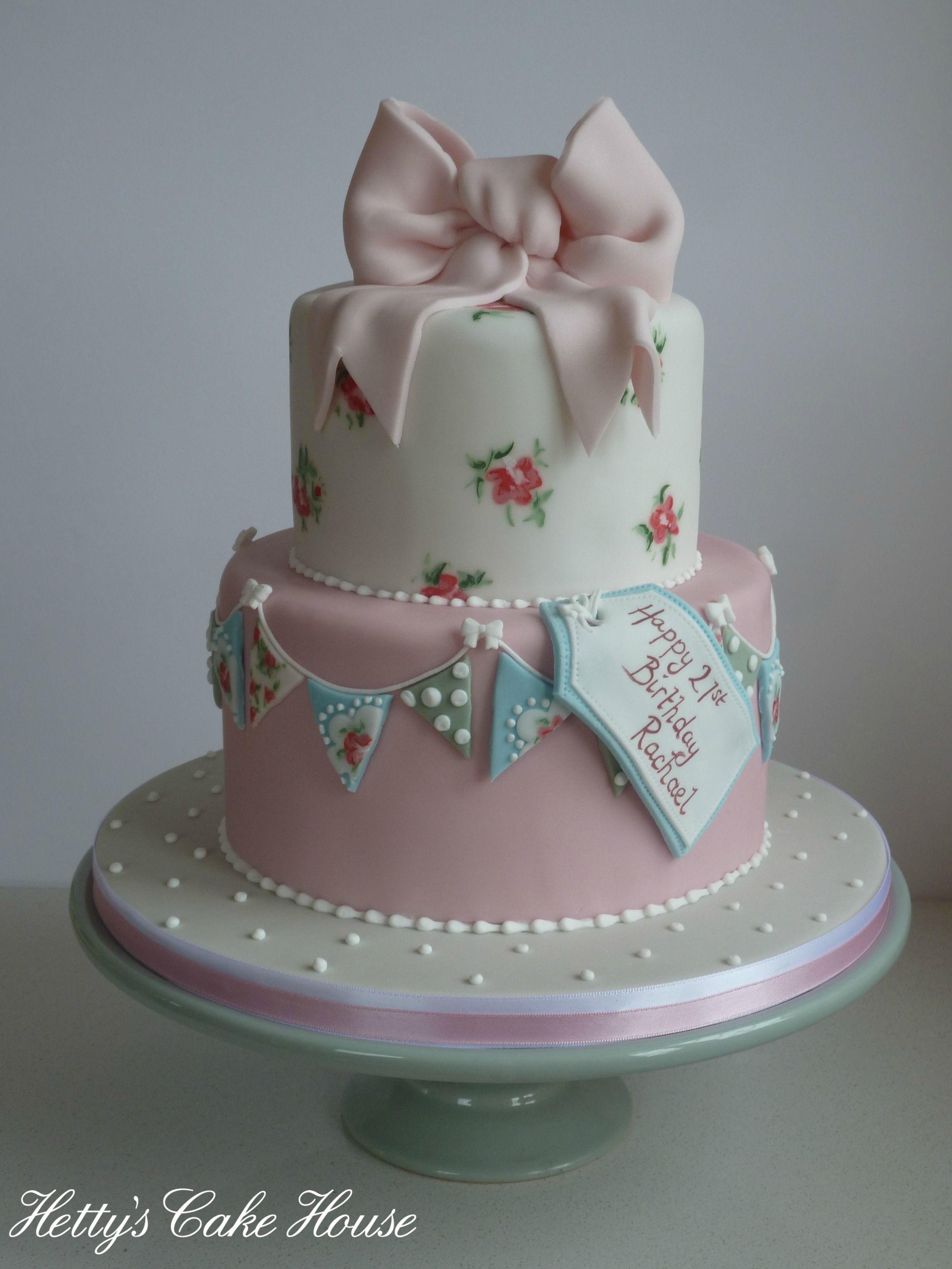 Cath Kidston Cake Ideas