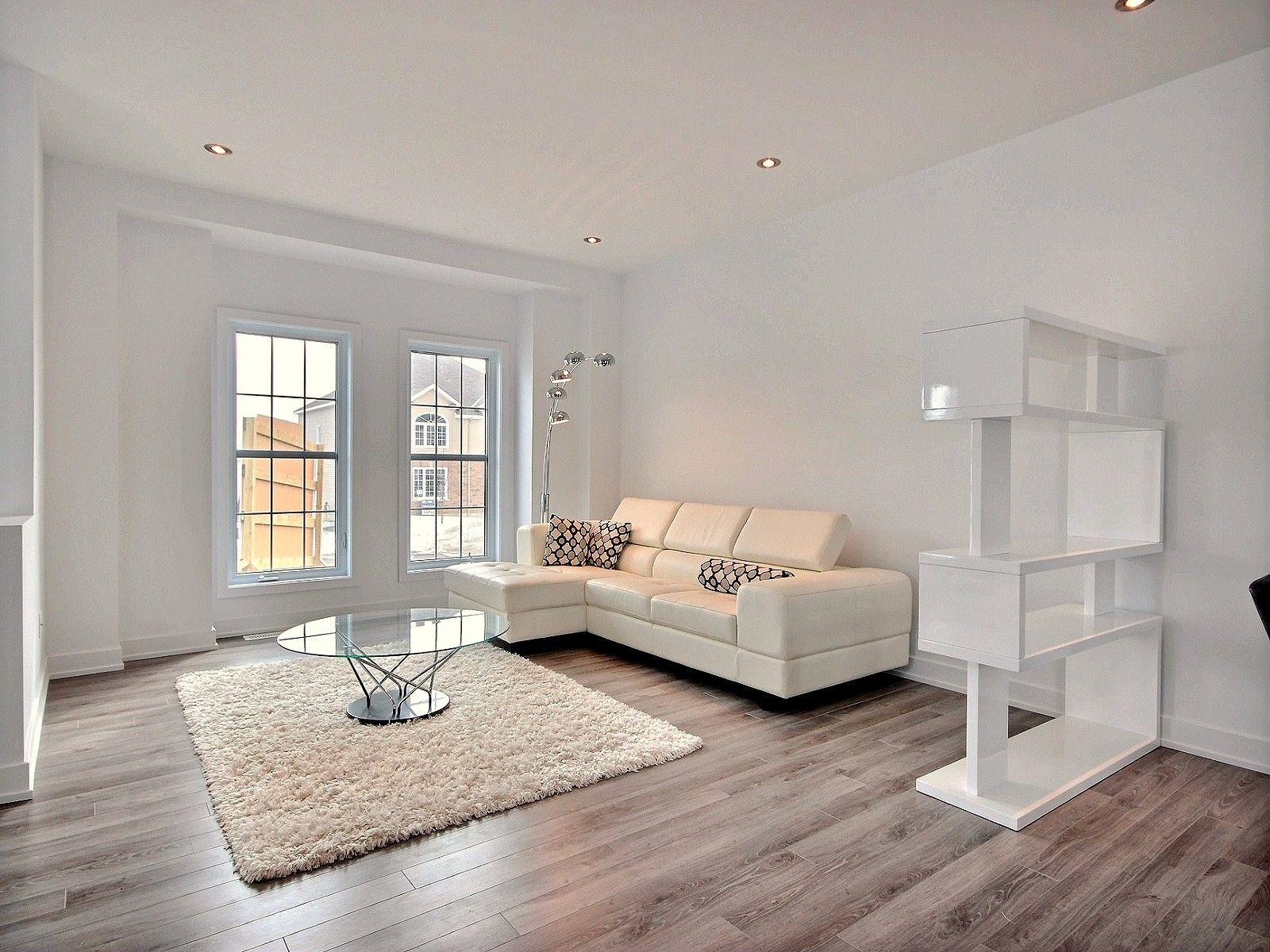 Salle de séjour dans notre modèle de maison Le Castel de notre ...