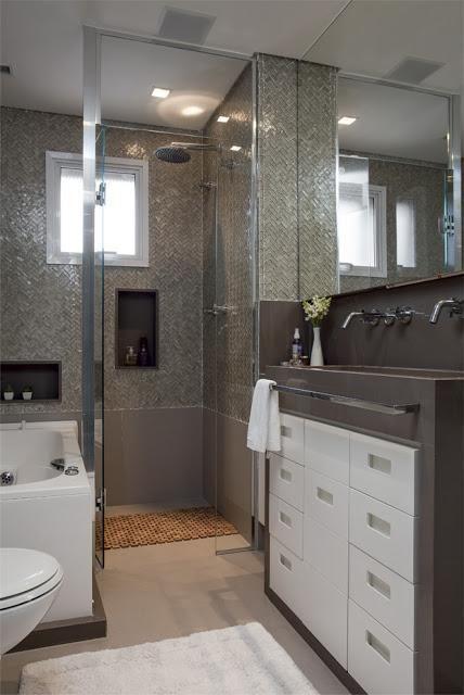 bañeras para cuartos de baño pequeños | inspiración de diseño de ...