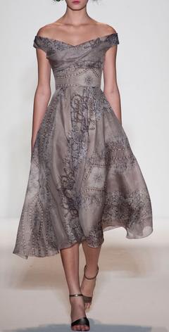 Lela Rose at New York Fashion Week Fall 2013 | Timeless ...