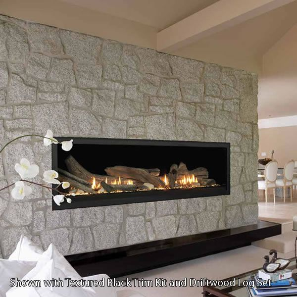 Go Big Monessen Aura 70 Linear Direct Vent Fireplace