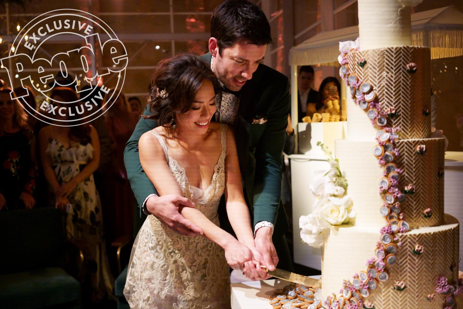 Photo of See the Best Celebrity Wedding Cakes