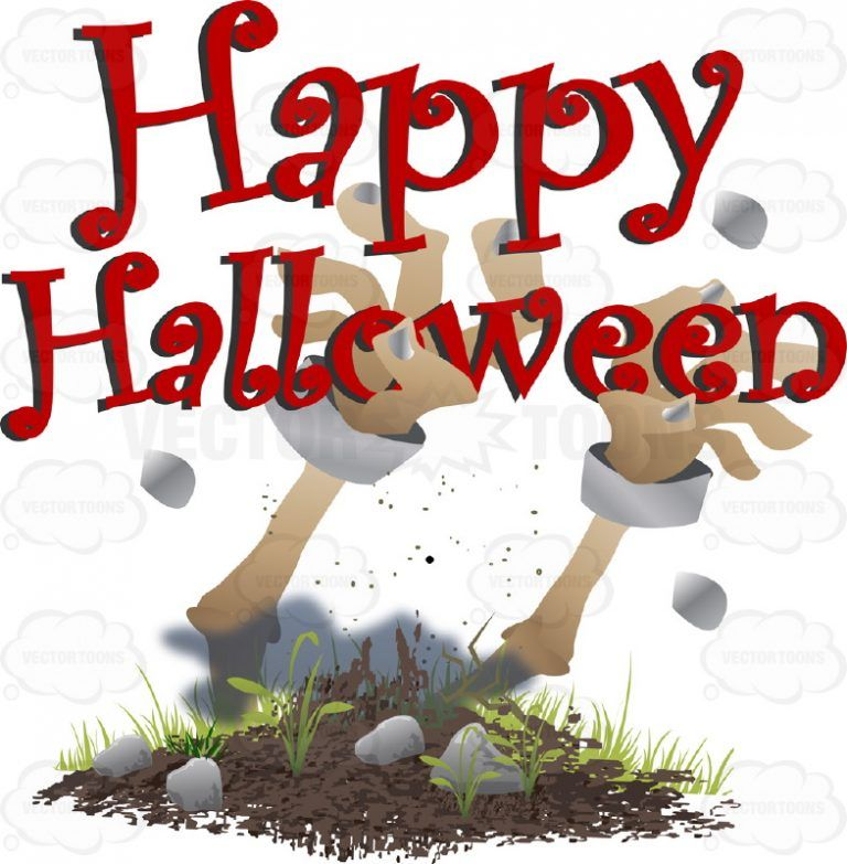 Along With #HappyHalloweenWord Clipart, Here We Are Going To Share Many  Things About Halloween