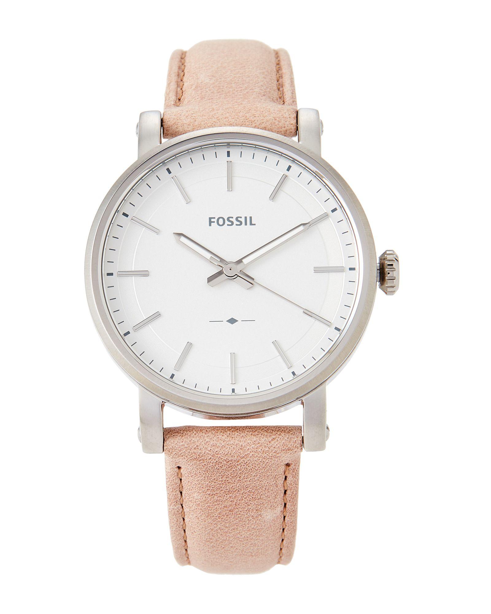 Watchapparel Fossil Es4179 Silver Original Boyfriend Tone NOn0vm8w